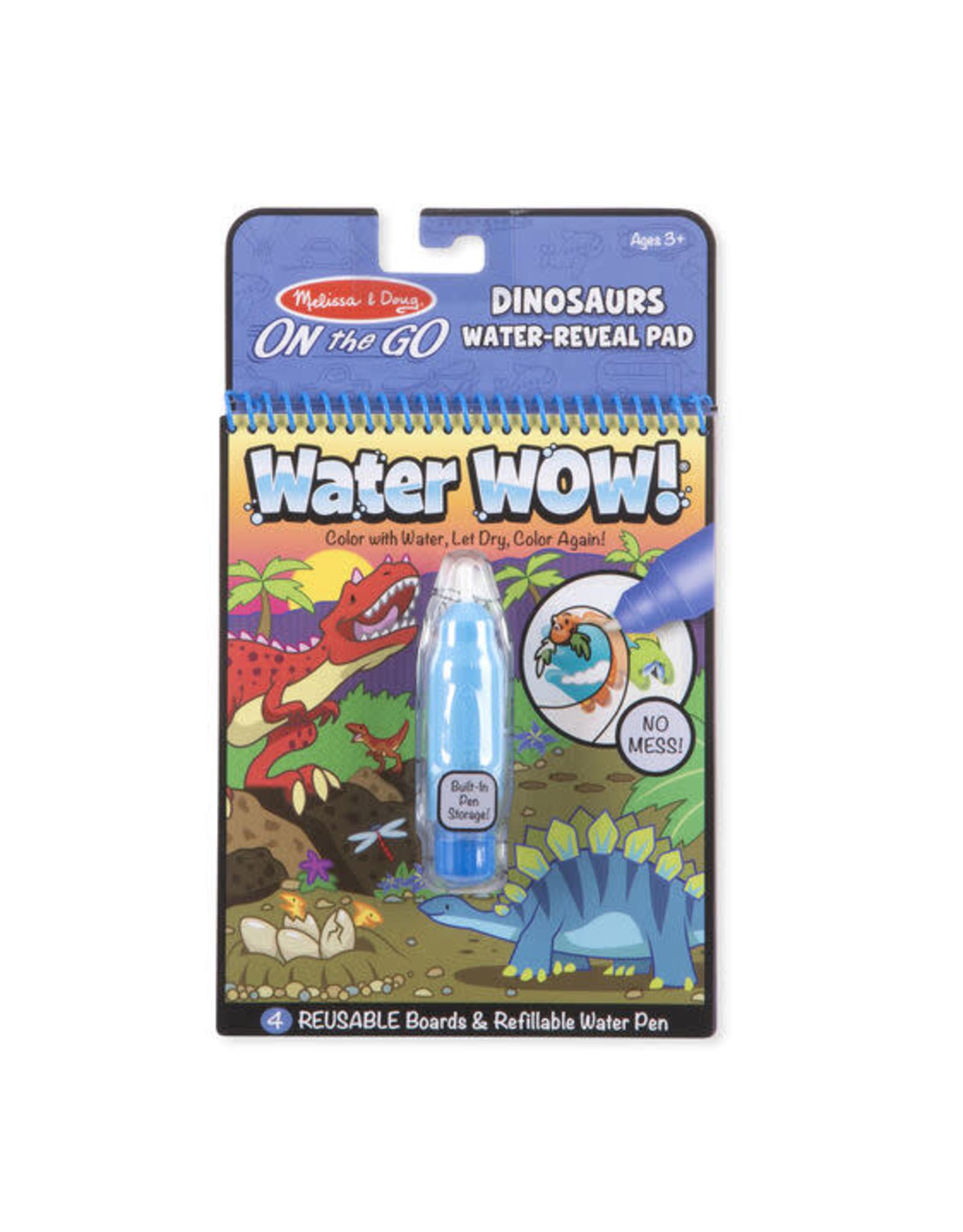Melissa & Doug Melissa & Doug: Water Wow! Dinosaur