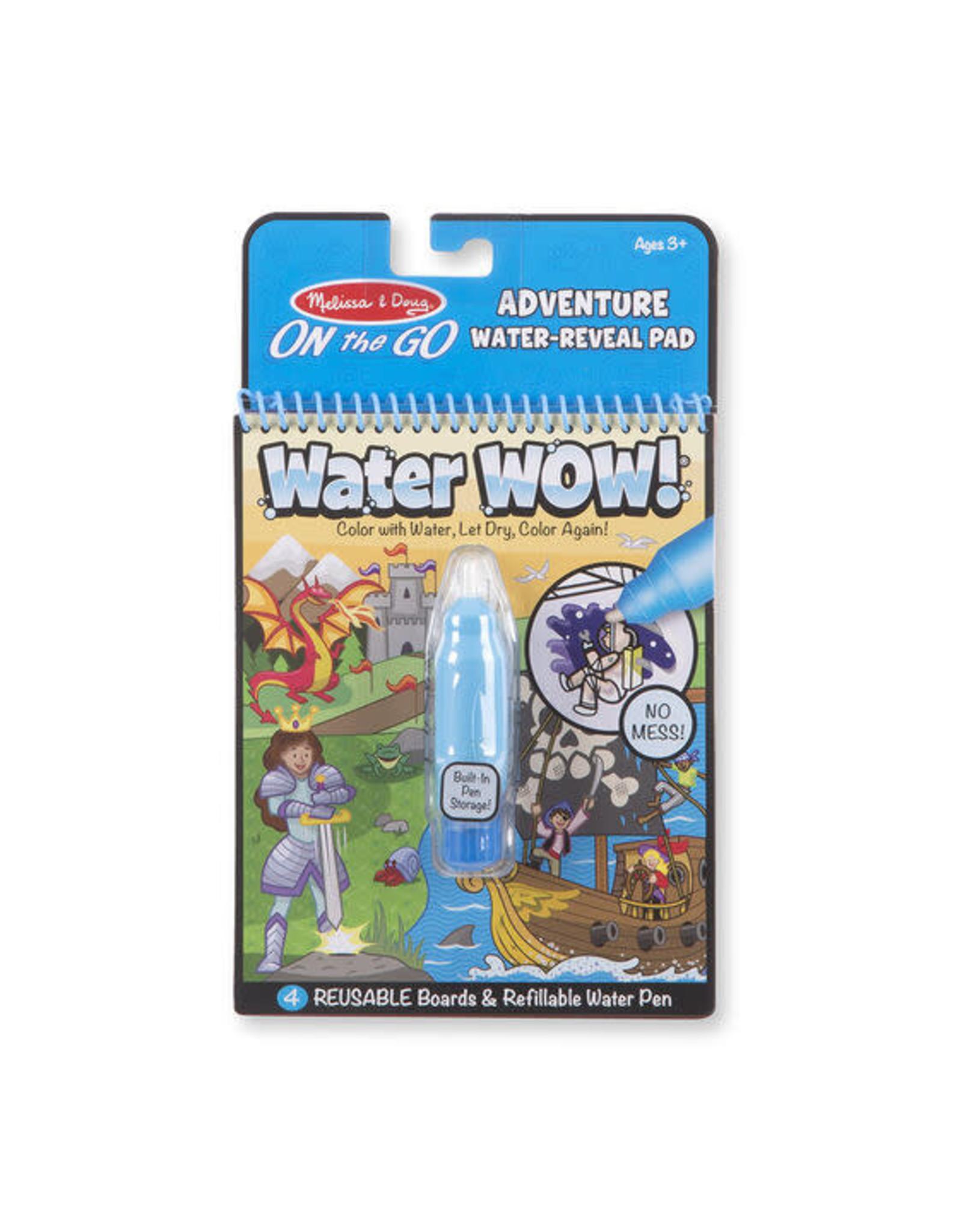 Melissa & Doug Melissa & Doug: Water Wow!  Adventure