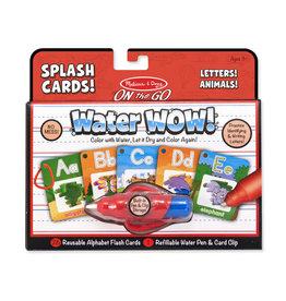 Melissa & Doug Water Wow! Splash Cards Alphabet