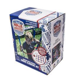 B4 Adventure American Ninja Warrior Cargo Climbing Net - 4' x 7'