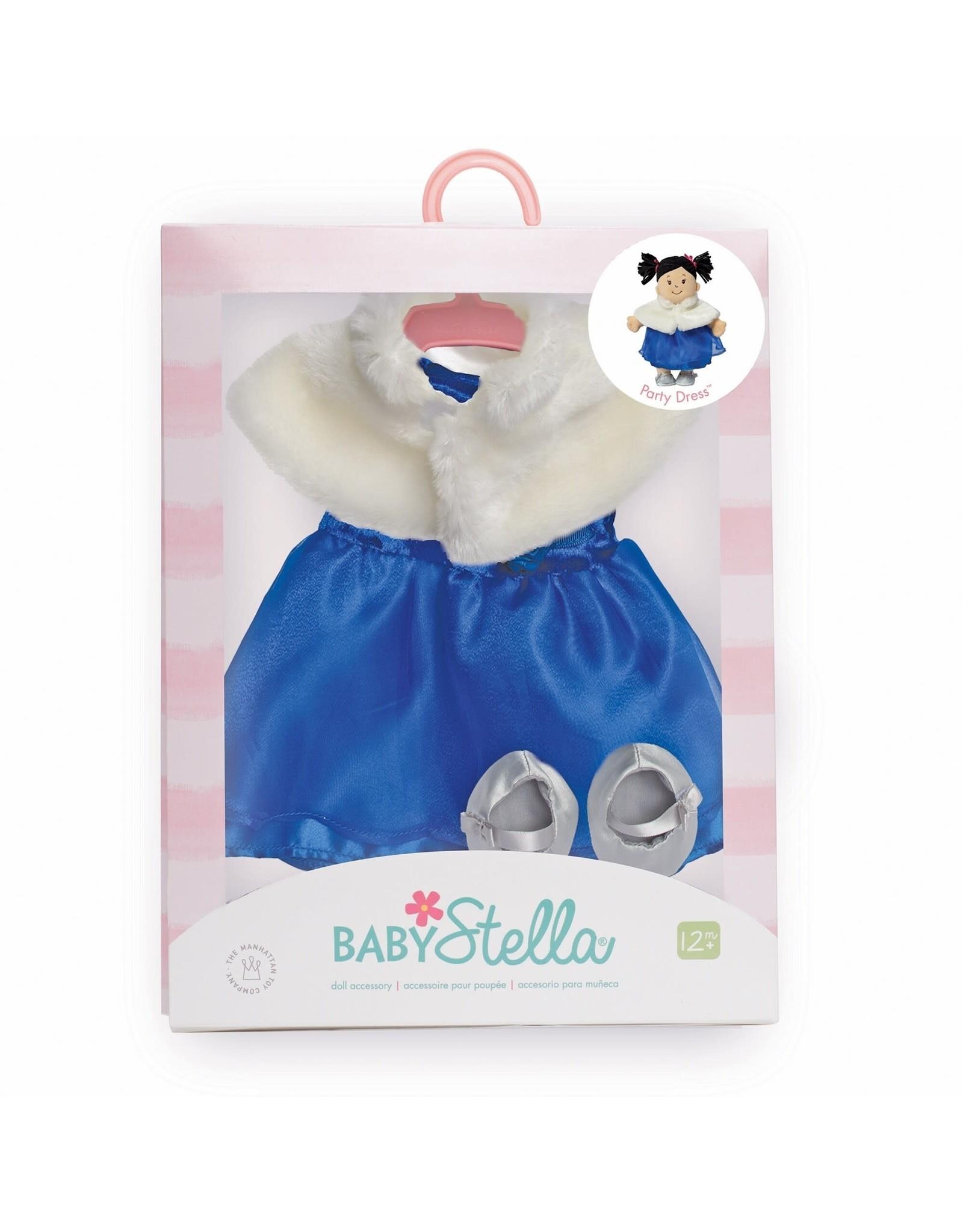 Baby Stella Baby Stella Party Dress