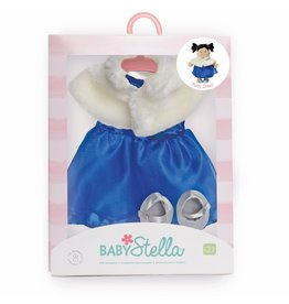 The Manhattan Toy Company Baby Stella Party Dress