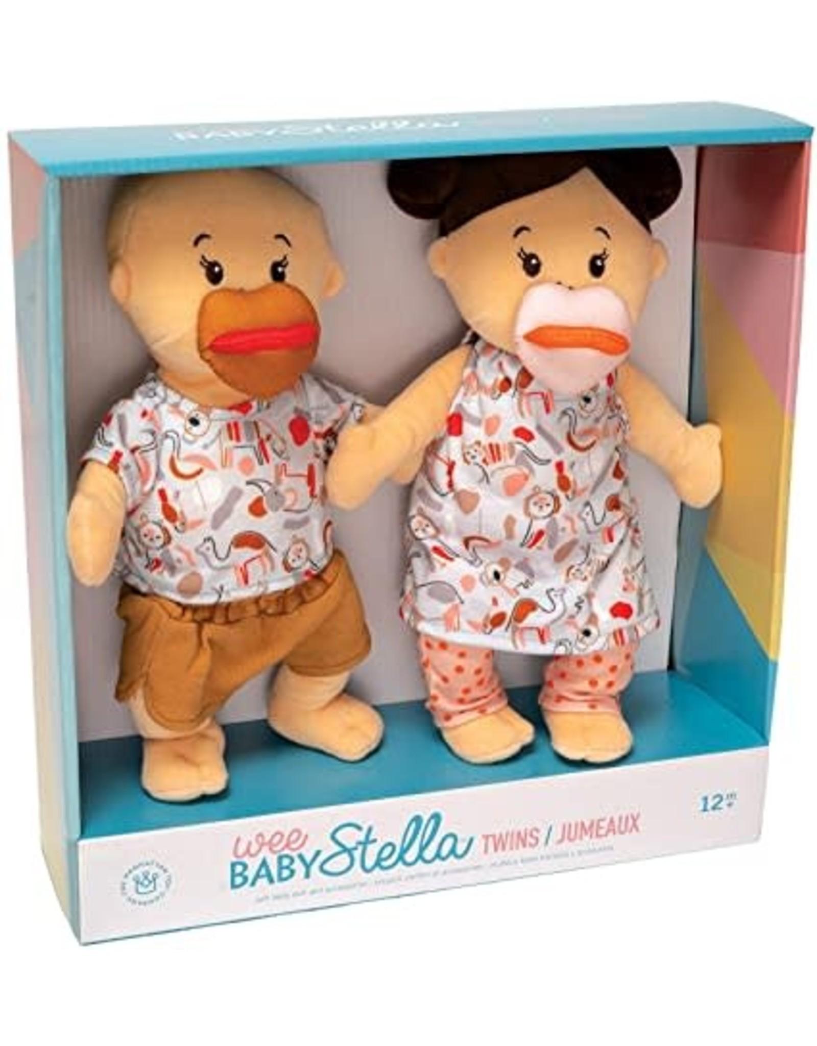 Baby Stella Wee Baby Stella Twins Beige