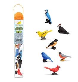 Safari Backyard Birds Toob