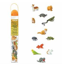 Safari Pets Toob