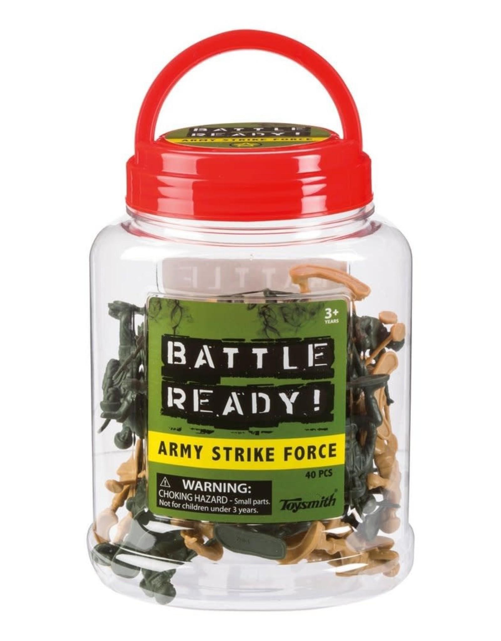 Toysmith Battle Ready Army Strike Force