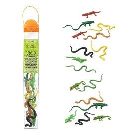Safari Reptiles Toob