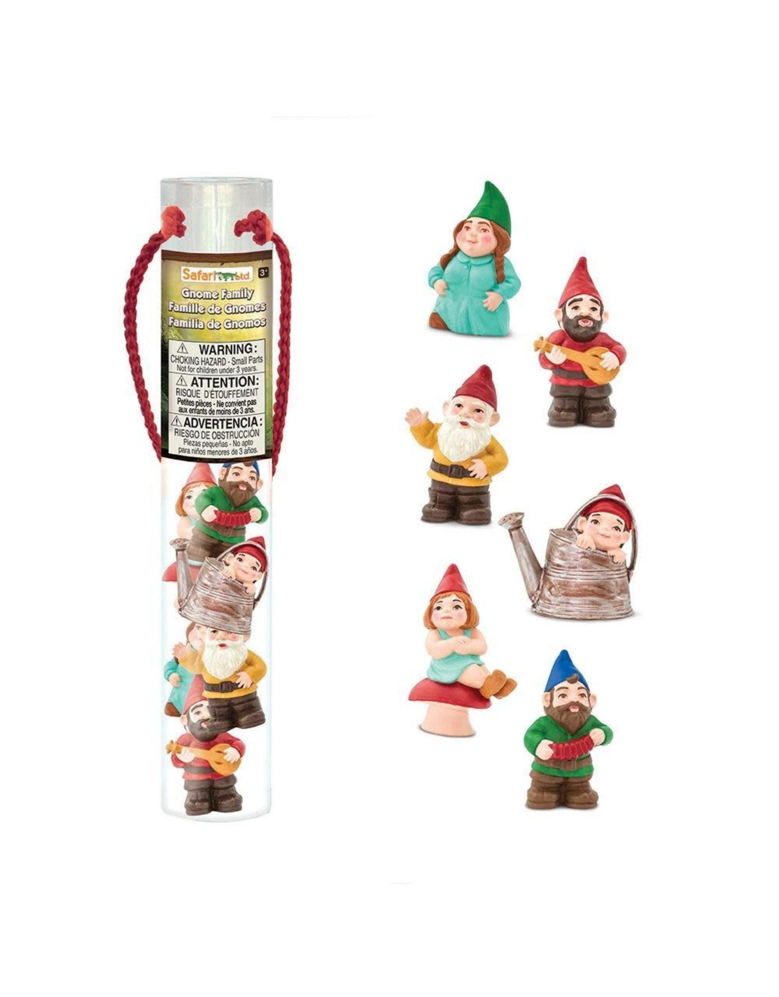 Safari Gnome Family Toob