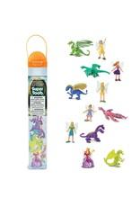Safari Fairies & Dragons Toob