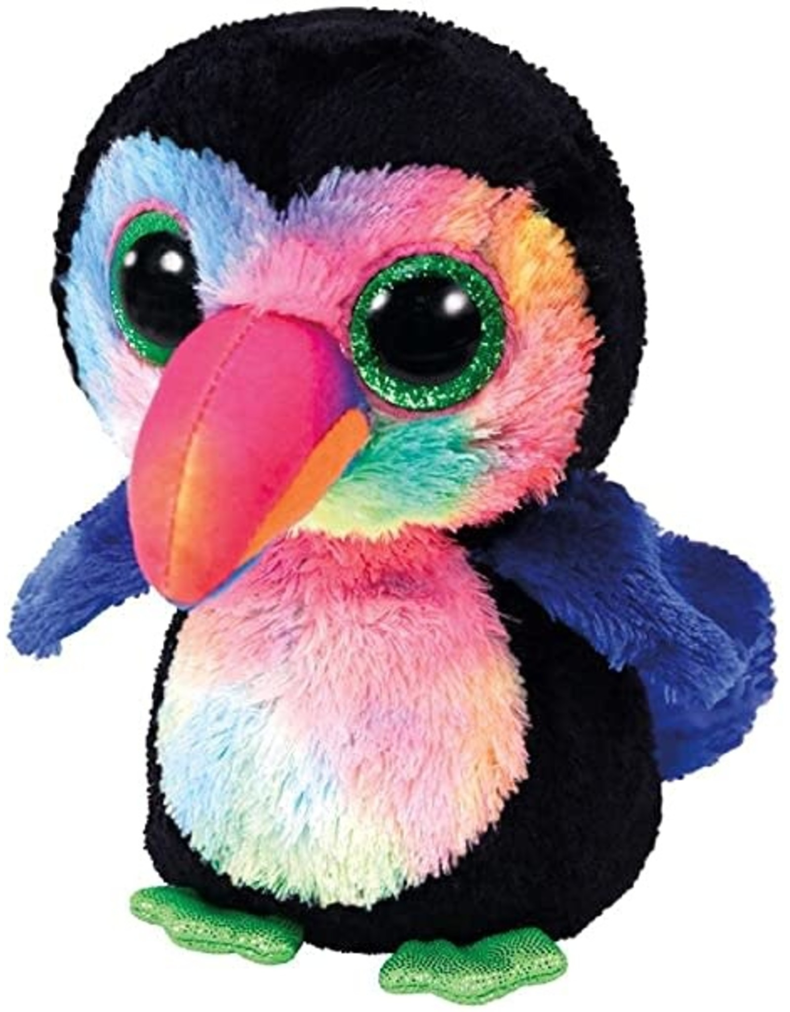 Ty Beaks - Multi-Coloured Toucan Reg