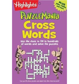 Highlights Highlights Cross Words Puzzle Pad