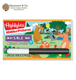 Highlights Highlights Hidden Pictures Animal Puzzles