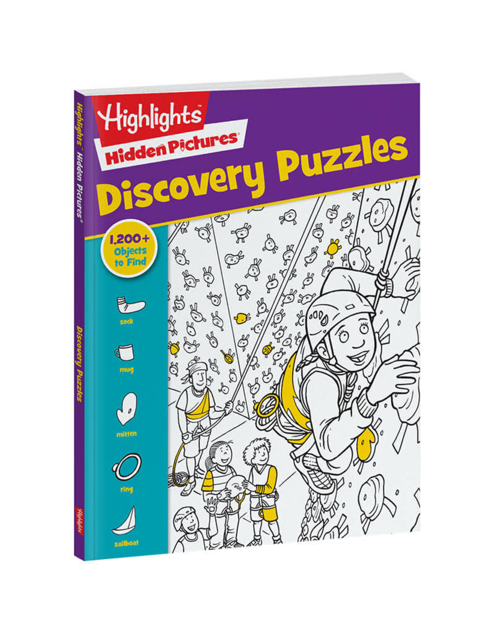 Highlights Highlights Hidden Pictures Discovery Puzzles