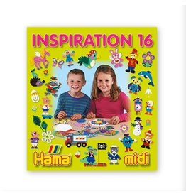 Hama Inspiration 16 Book