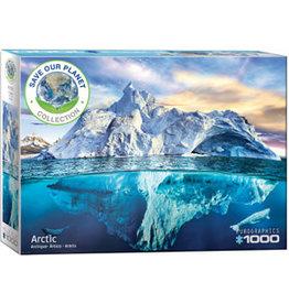 Eurographics Arctic 1000 pc puzzle