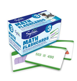 Sylvan 3rd Grade Math Flashcards