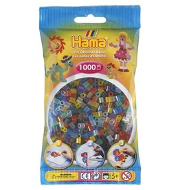 Hama Hama 1000 Mix Beads in Bag