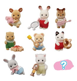 Calico Critters BL Baby Camping Series Calico Critters