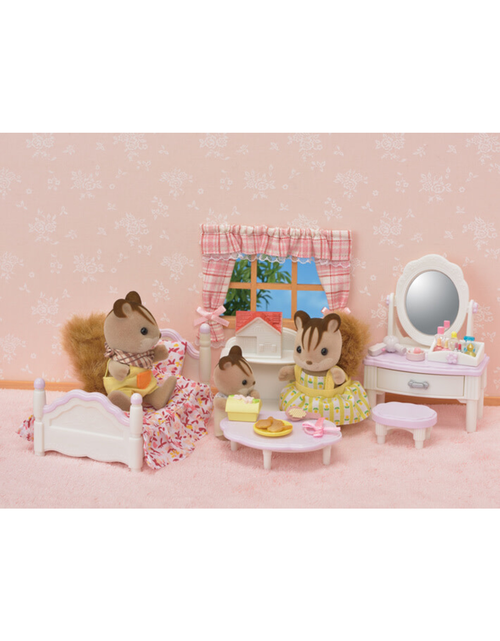 Calico Critters Calico Critters Bedroom And Vanity Set