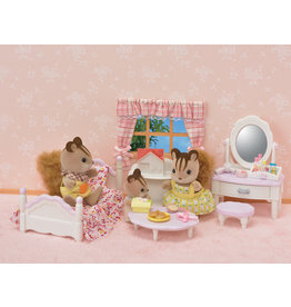 Calico Critters BL Bedroom And Vanity Set Calico Critters