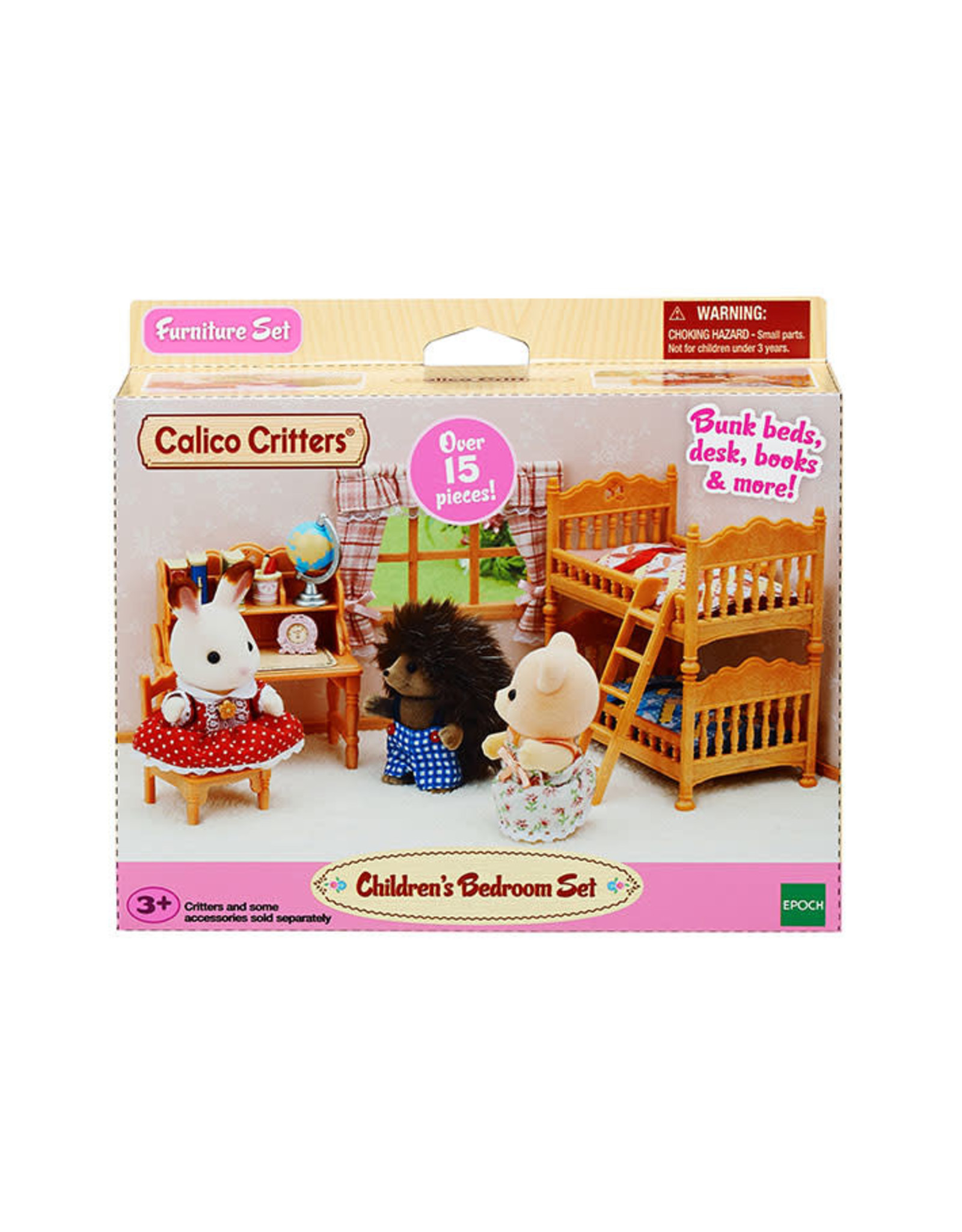Calico Critters Calico Critters Children's Bedroom Set