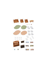 Calico Critters BL Comfy Living Room Set Calico Critters