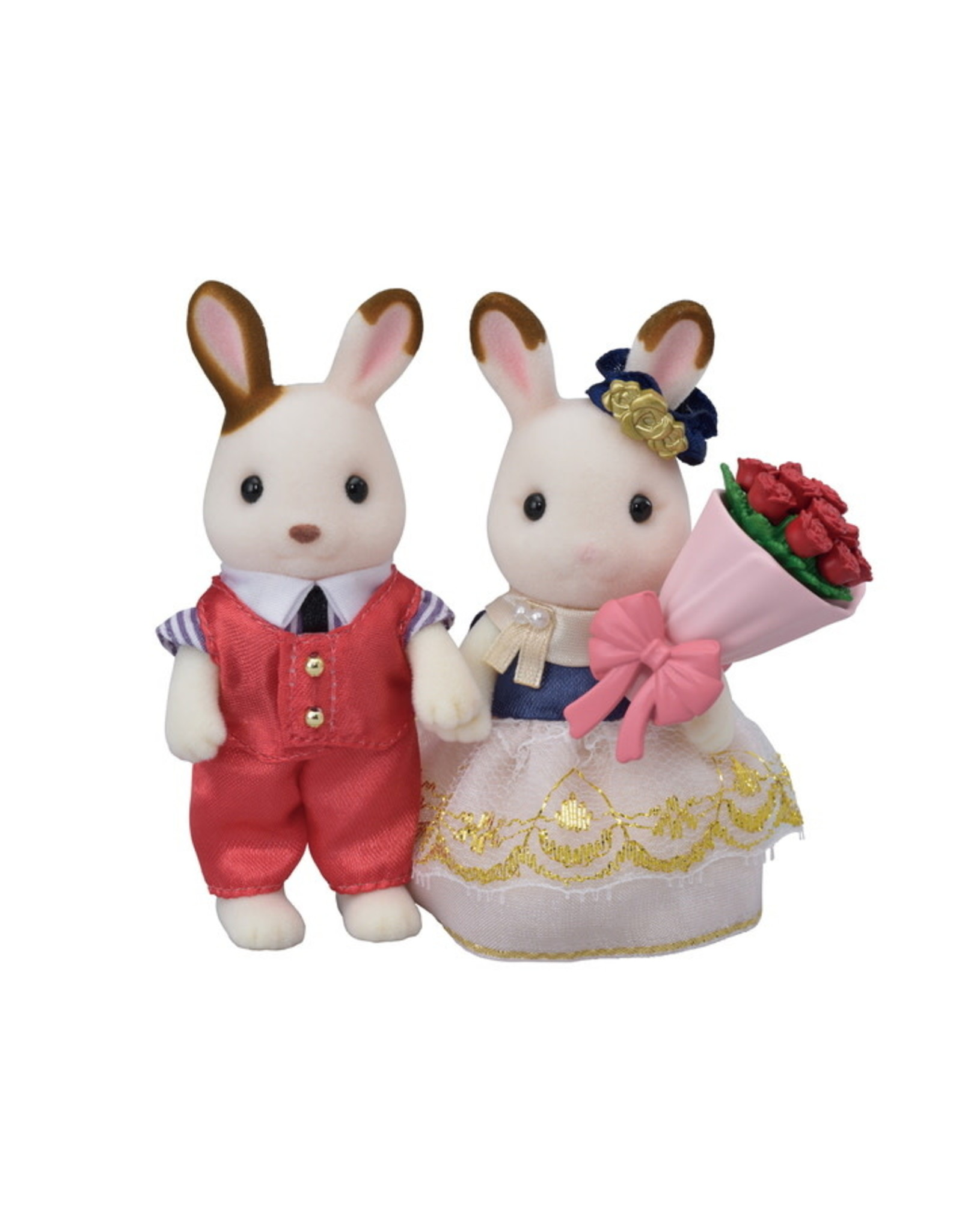 Calico Critters BL Cute Couple Set Calico Critters