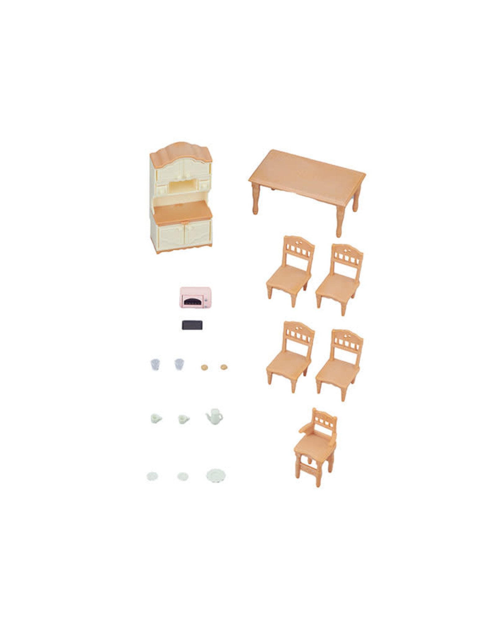 Calico Critters BL Dining Room Set Calico Critters