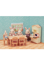 Calico Critters Calico Critters Dining Room Set