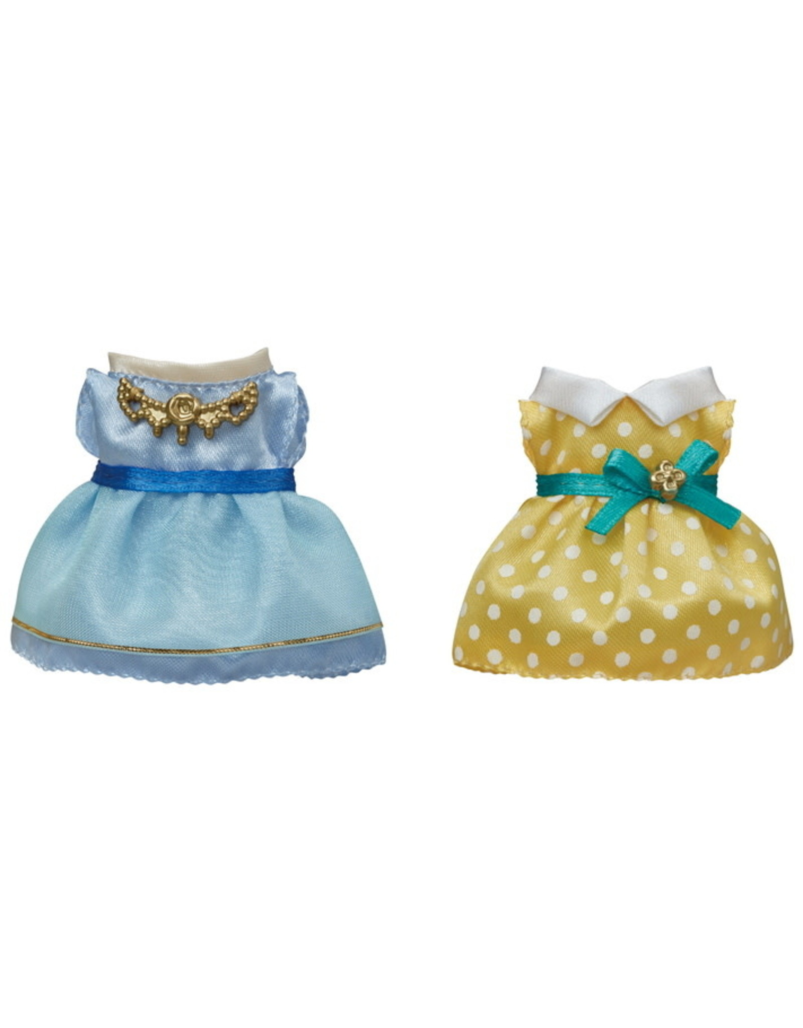 Calico Critters Dress Up Blue and Yellow Calico Critters