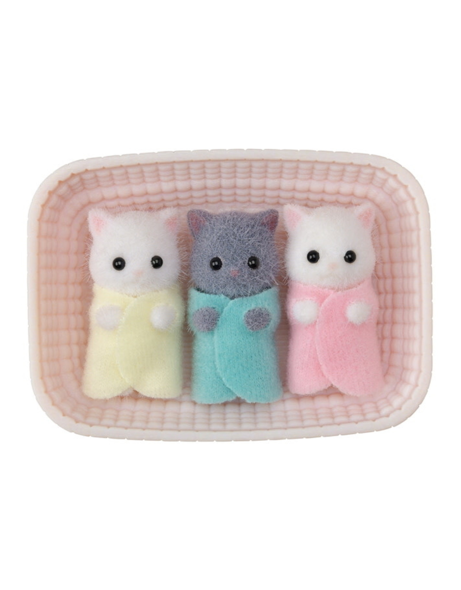 Calico Critters Calico Critters Persian Cat Triplets