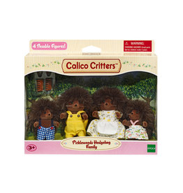 Calico Critters Calico Critters Pickleweed Hedgehog Family