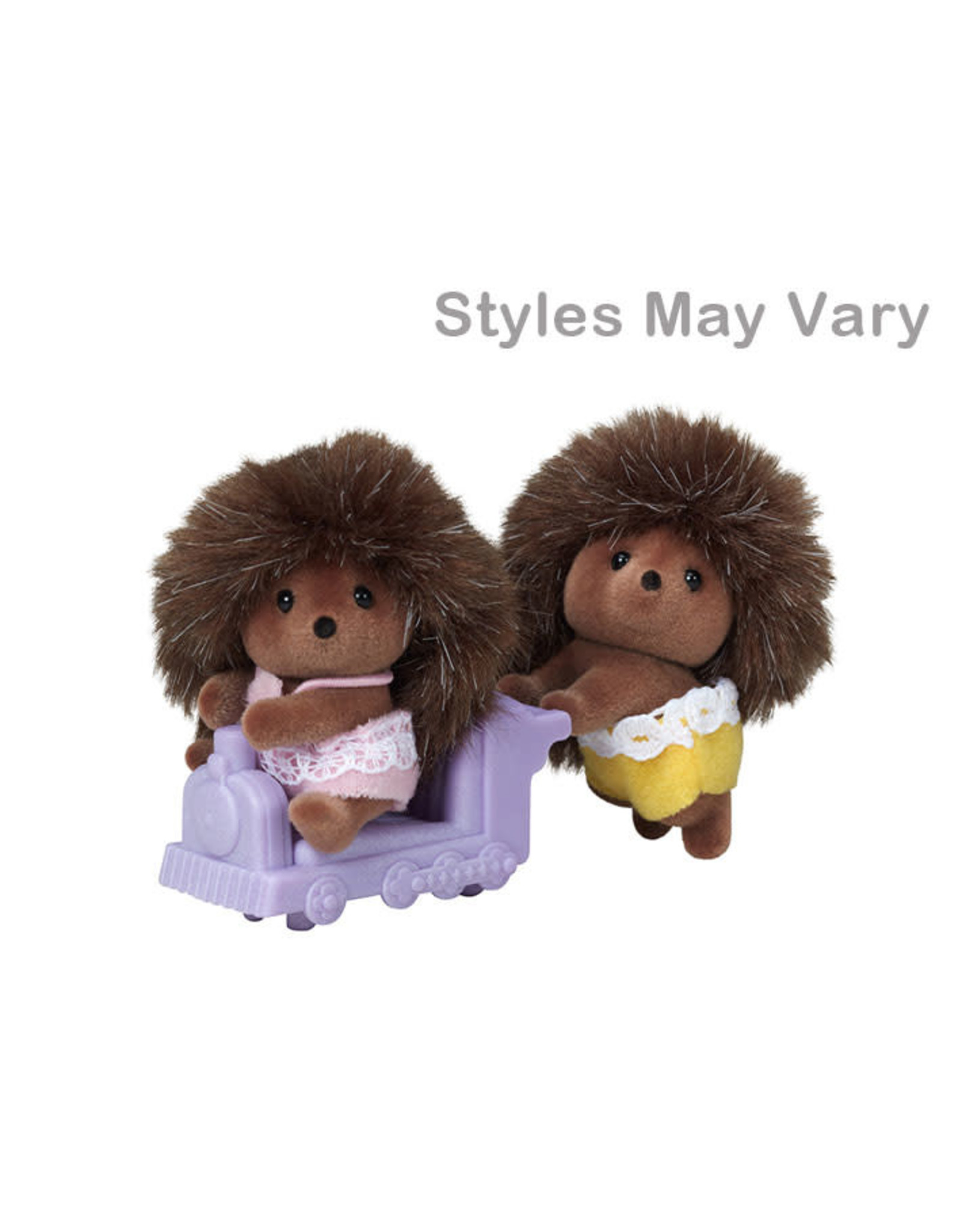 Calico Critters BL Pickleweed Hedgehog Twins Calico Critters