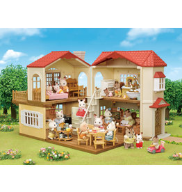 Calico Critters Red Roof Country Home Calico Critters
