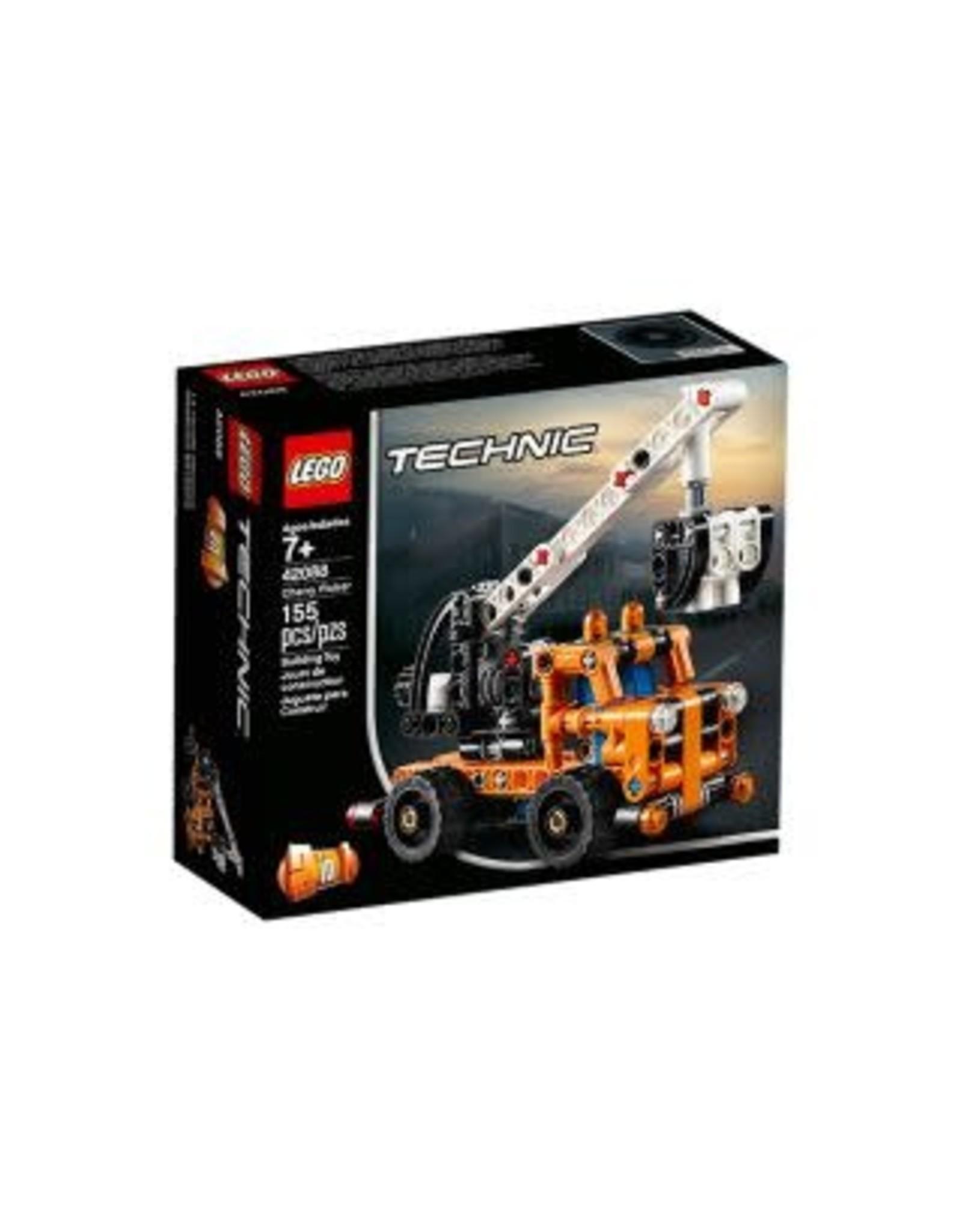 Lego Cherry Picker Technic