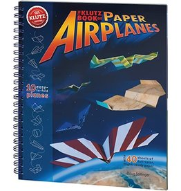 Klutz The Klutz Book of Paper Airplanes