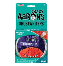 "Crazy Aaron's Crazy Aaron's 4"" Tin Cryptic Code - Ghostwriters"