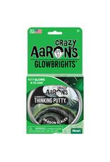 """Crazy Aaron's Crazy Aaron's 4"""" Tin Dragon Scales - Glowbrights"""