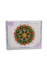 Diamond Dotz - Flower Mandala Dot 'n' Frame