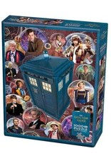 Cobble Hill Doctor Who - The Doctors 1000pc