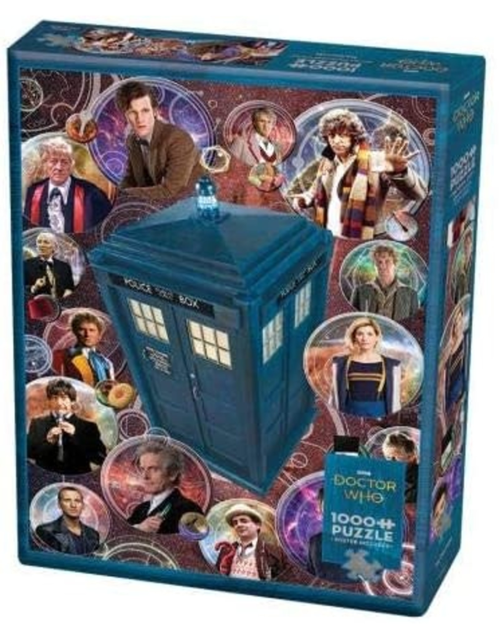 Cobble Hill Doctor Who - The Doctors 1000 pc