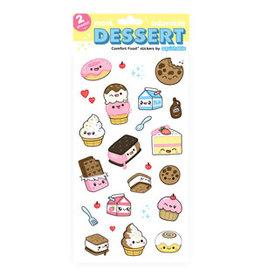 Squishable Squishable Dessert Stickers