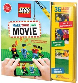 Klutz Klutz Lego Make Your Own Movie
