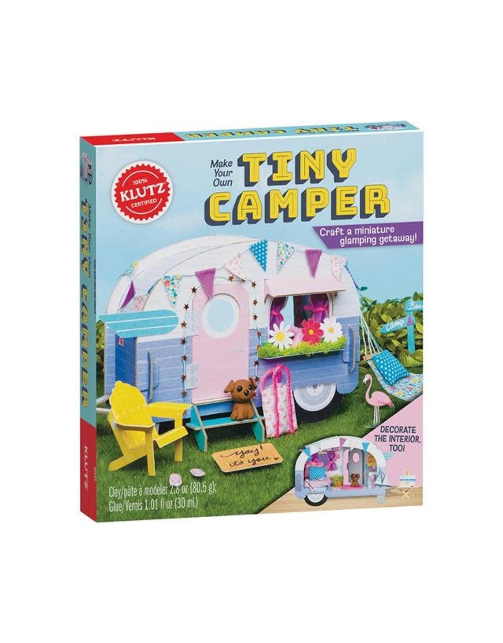 Klutz Klutz: Make Your Own Tiny Camper