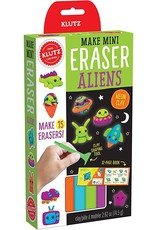 Klutz Mini Erasers: Aliens