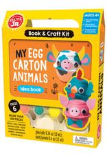 Klutz My Egg Carton Animals