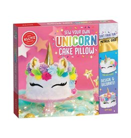 Klutz Klutz: Your Own Unicorn Cake Pillow