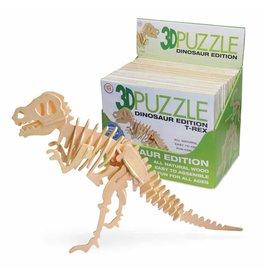 Toysmith 3D Puzzle Dinosaur