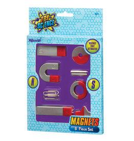 Toysmith Magnet 8 pc set