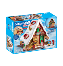 Playmobil Christmas Bakery with Biscuit Cutters